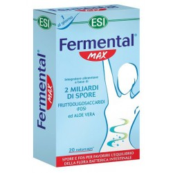 ESI FERMENTAL MAX 20 NATURCAPS