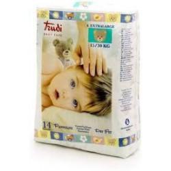 TRUDI BABY  PANNOLINI  XL...
