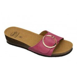 AMALFI MULE LEATHER W...