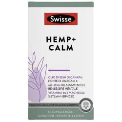 SWISSE HEMP+ CALM 60CPS